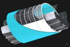 Footbridge-Signage_Axon Diagram_02