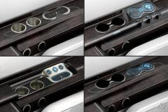 Hawker - Side Ledge Options