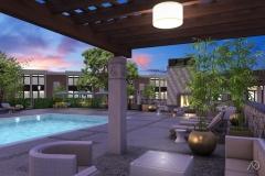 Hotel Indigo - Pool Deck