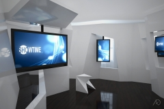 Media Room - Entry View