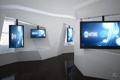 Media Room - Interior View