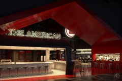The American_Entry From Casino