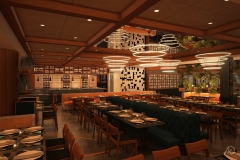 Le District-Restaurant - Main Dining Room - Option