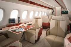 Aerion_Main Cabin_Opt A