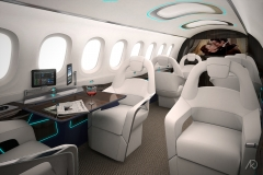 Aerion_Main Cabin_Opt C