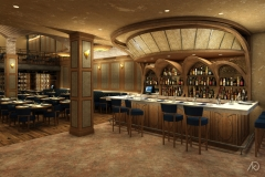 Arlington Club - Entry Bar