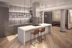 Chase Residence - Kitchen
