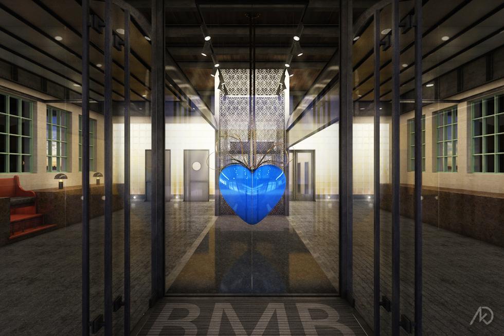 BMB - Entry Lobby